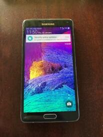 Samsung Note 4 32GB Unlocked