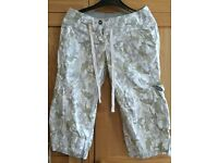 Nike ladies camouflage shorts, size XS, excellent condition
