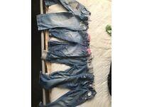 Girls jeans NEXT
