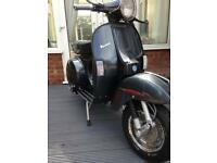 1982 Vespa px 125 with 177 upgrade for sale or swap