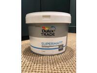 Dulux Supermatt Emulsion 10Litre