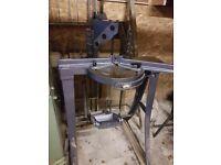 Old Morso guillotine