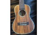 ALL SOLID KOA UKULELE PROFESSIONAL GRADE