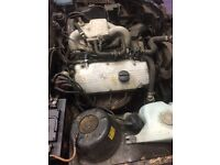 BMW E30 316i M10 1.6 PETROL COMPLETE ENGINE + MANUAL GEARBOX