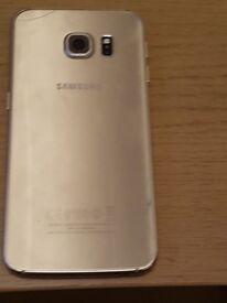 Samsung galaxy s6 edge (spares or repairs)