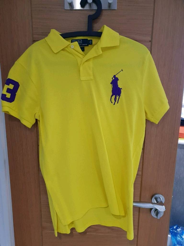 550cfa8498462 Medium mens polo Ralph Lauren polo shirts