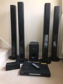 Pioneer 5.1 Dolby Surround Prologic model XV-DV370 DVD/CD/DviX