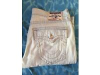 True Religion Jeans Size 38