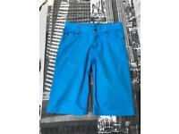 Boys boss SS17 shorts age 14
