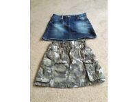 Girls Skirts - Age 8