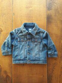 Baby Gap Denim Jacket 6-12 months