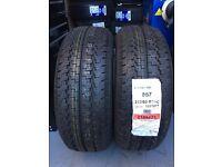 Kumho 215/60/16c 103/101T Van / People Carrier Tyre 215/60/16c