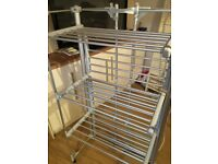 Dry:Soon Deluxe 3-Tier Heated Airer