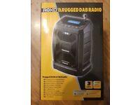 Reka Rugged DAB & FM Radio