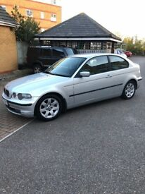 BMW 316ti SE, GREAT CONDITION IN & OUT, 10 MONTHS MOT, ANY INSPECTION WELCOME 1ST TO TRY WILL BUY!