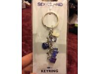 Scotland keyring