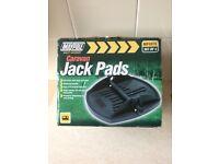 Caravan Jack Pads