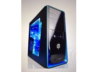 CyberPower PC gaming unit