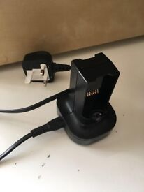 XBOX BATTERY CHARGER AS GOOD AS NEW charges two at a time