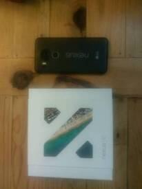 Nexus 5X smart phone. Factory unlocked. Perfect condition