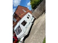 Swift Challenger 520SE 4 berth caravan