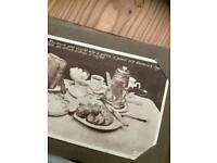 Cornish pasty postcards