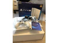 Brand New PS4 Pro - Glacier white
