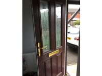 Composite door for sale great condition paid £1000 looking for £350