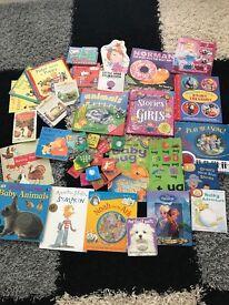 30+ Big mixed bundle of children's books