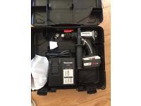 Panasonic 18v cordless combo drill