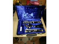 Buffet crampton clarinet in hard carry case in vgc