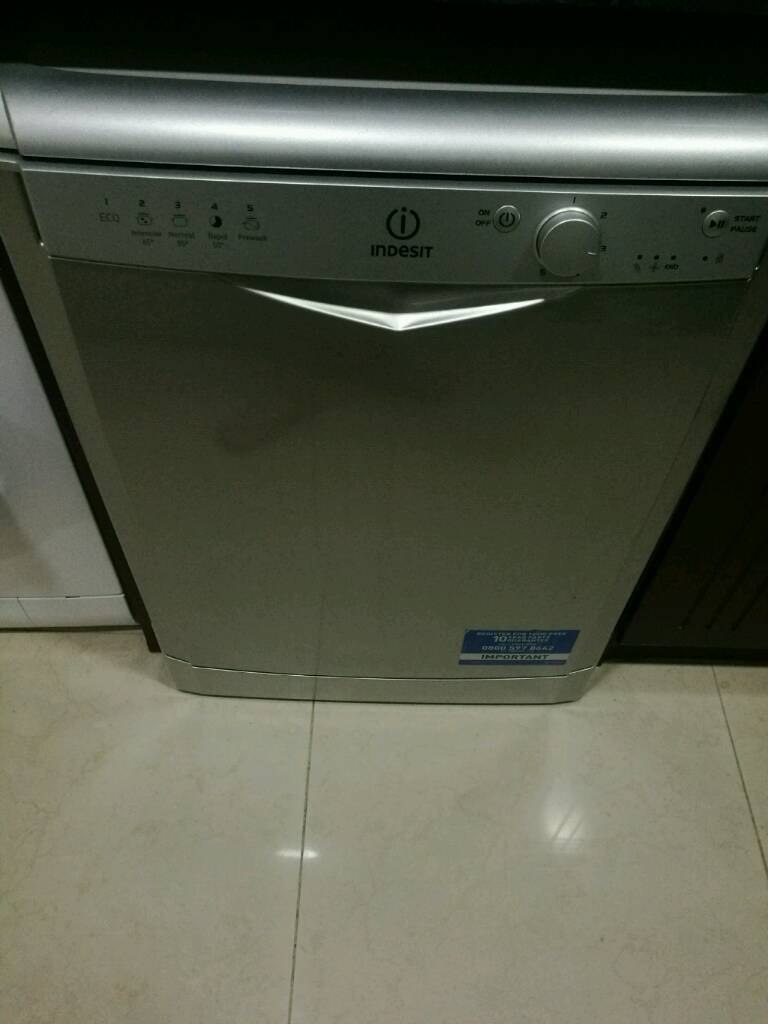 Dish washer Indesit DFG15B1K Dishwasher