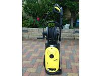 KARCHER HD 6/13 C COMMERCIAL PRESSURE WASHER WITH HOSE REEL CAR JET TRUCK WASH 240V