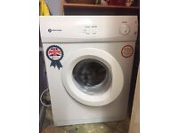 White Knight Freestanding Vented Tumble Dryer White NEVER USED.