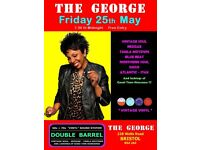 FRIDAY 25th MAY - 60s 70s SOUL / REGGAE / MOTOWN with DOUBLE BARREL – TOTTERDOWN