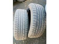 195/55/16 tyres