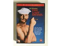 The last detail Dvd
