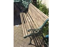 Garden bench for sale / FREE DELIVERY