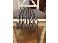 Hippo T-5 Irons 5-SW (-PW) - great starter set in good condition