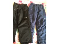 Boys/Girls Campari ski trousers / sallopettes
