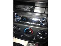 Sony Mex-5100bt car radio, fully working