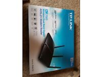 TP Link AC 750 Dual Band Router