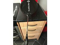 Dunlop badminton racket