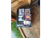 Box of CD's