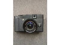 FUJI X10 DIGITAL CAMERA 12MP, VINTAGE LOOK, TAKES EXCELLENT PHOTOS & VIDEO TOO