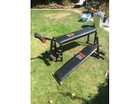 York flat bench and York sit up bench for sale