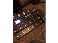 Line 6 Pod HD500X -WITH GIG BAG- Perfect Condition, Full Working Order
