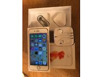 Iphone 6s. 64GB. Rose Gold. Boxed As New. Factory Unlocked