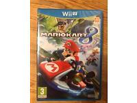 Mario Kart 8 Wii U - New Sealed
