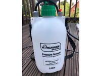 Kingfisher garden pressure sprayer